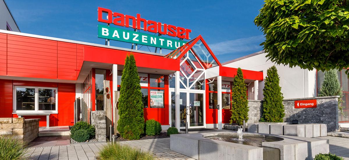 Bauzentrum Amberg Danhauser Webseite